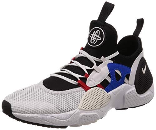 Nike Huarache E.D.G.E. TXT Mens Shoes Black/Vast Grey/Game Royal ao1697-001 (9.5 D(M) US)