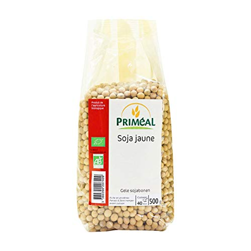 PRIMÉAL - Soja Jaune 500G