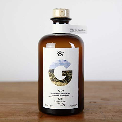 Dry Gin – regionaler Gin aus dem Altmühltal von So&So Destillate