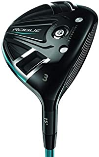 Callaway Rogue Sub Zero Fairway Wood 5 Wood 5W 18 Project X Even Flow Blue 75 Graphite Stiff Right Handed 42.5 in