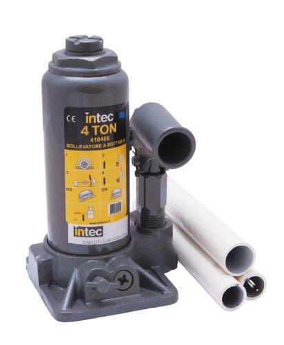 Intec 410400 Hydraulischer Flaschenwagenheber bis 4t