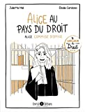 Alice commise d'office - Alice au pays du droit volume 3