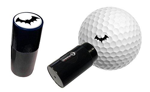 Asbri - Timbro per Mazza da Golf, Colore: Nero