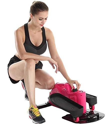 Why Should You Buy Lcyy-step Stepper Trainers Home Mini Walking Stepping Machine with Adjustable Res...