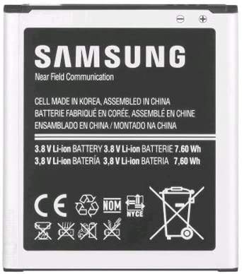 Samsung OEM Original Standard Battery B450BU for Samsung Galaxy S3 S III Mini AT&T SM-G730A Verizon SM-G730V - Non-Retail Packaging - Black