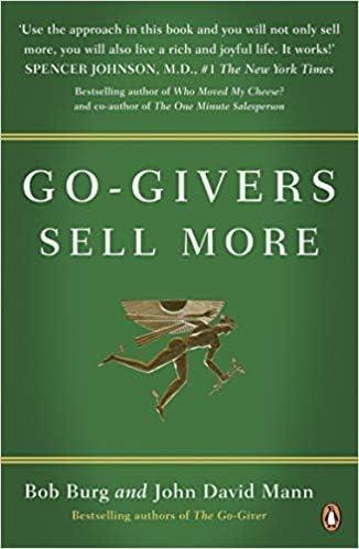 サービス バーゲンセール By Bob Burg Go-Givers Sell B More 【2018】by Paperback