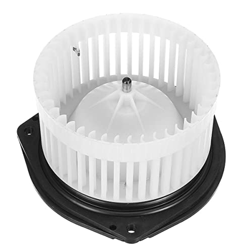 AUTEX Front Heater Blower Motor with Fan Cage HVAC Blower Motor Assembly Compatible with 700110 89018521