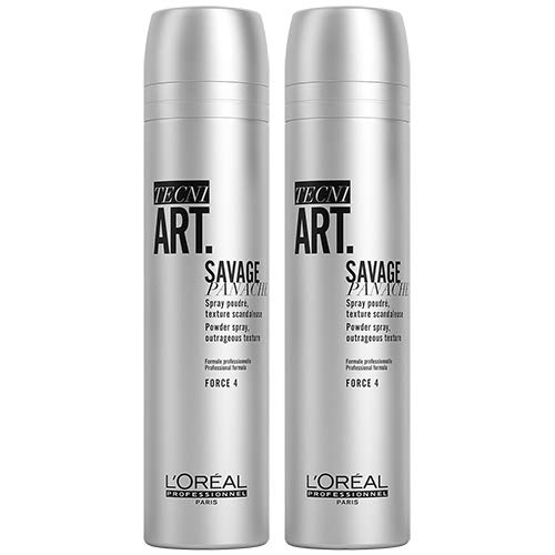 L'Oréal Professionnel Tecni Art Savage Panache 250 ml Double