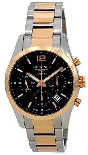 Longines Conquest Classic Chronograph Gents L2.786.5.56.7
