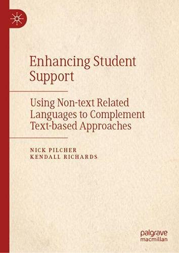 Enhancing Student Support: Using Non-text Related Languages to Complement Text-based Approaches