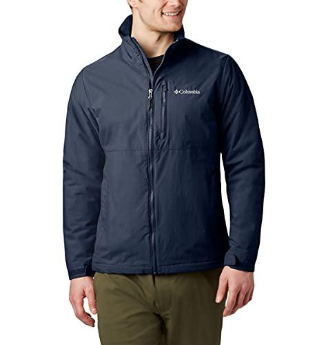 Columbia Men's Utilizer Jacket, Collegiate Navy 2, Large