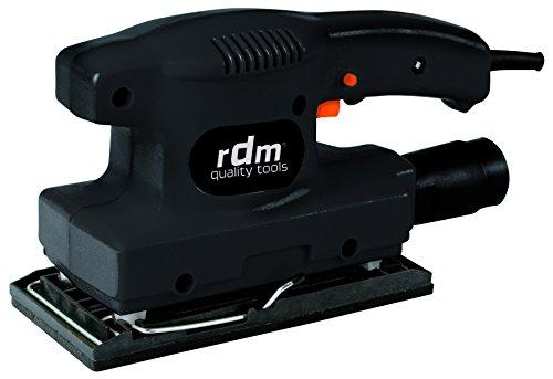 Lijadora orbital RDM Quality Tools 70004, 135W, 10000 rpm,