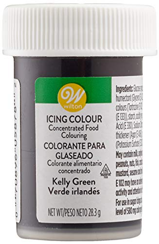 Wilton Icing Color Kelly Green, 28 g, 04-0-0046
