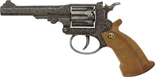 Schrödel 106 8271 - Pistola Giocattolo a 8 Colpi Scorpion