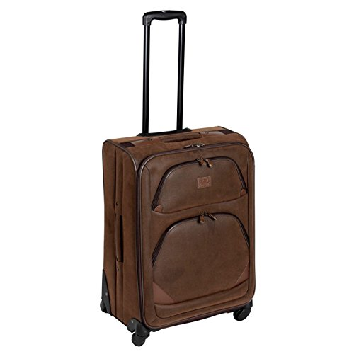 Kangol 4 Wheel Suitcase Extending Handle Luggage Travel Accessories 26in/65.5cm 26in/65.5c