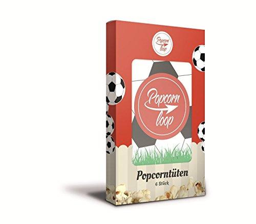Popcornloop Spezial-Fußball-Edition Set - 3
