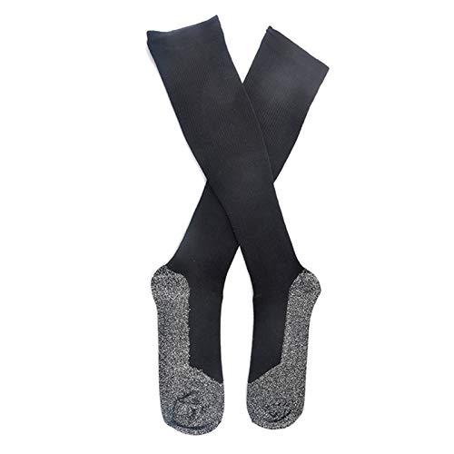 TIAS Magnetsocken, Magnettherapie-Socken, selbstheizende Socken, Turmalin, selbstheizende Therapie, Magnetsocken, selbstheizende Socken, perfekt für den Außenbereich