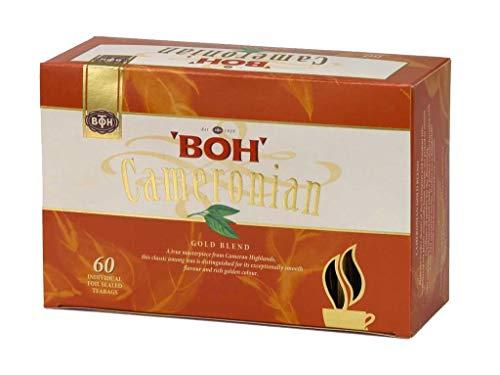 BOH Cameronian Gold Blend, 60 Teebeutel