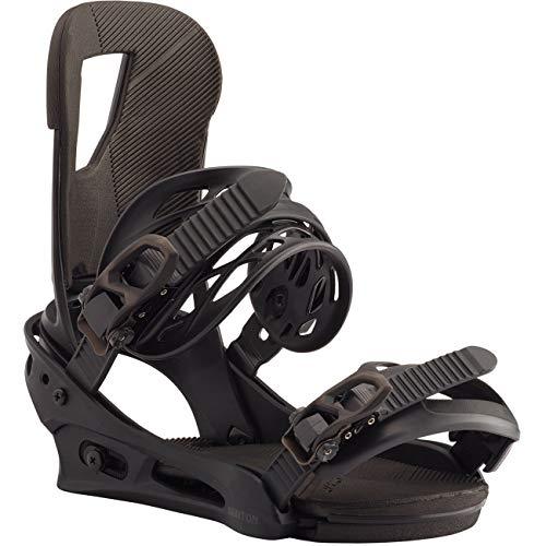 Burton M Cartel Schwarz, Herren Snowboard-Bindungen, Größe L - Farbe Black