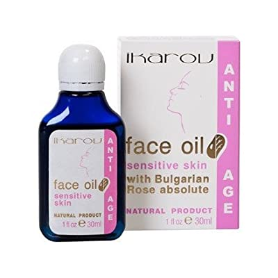 Ikarov Anti-Ageing Face Oil for Sensitive Skin 30 ml by Ikarov