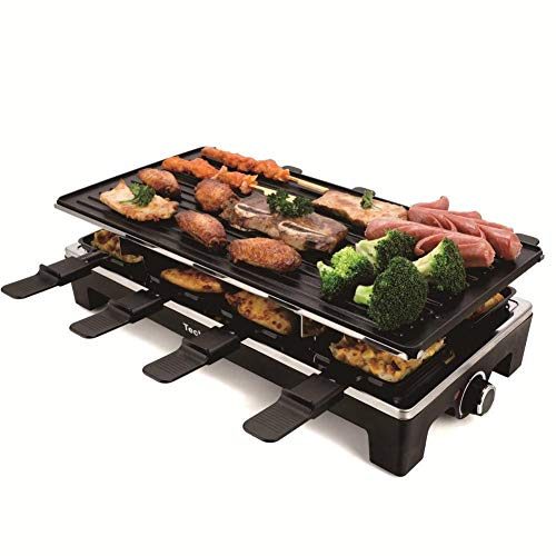 Electric Double-sided Non Stick Grill