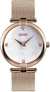 Skmei Dress Watch For Women Analog Stainless Steel - 9177W