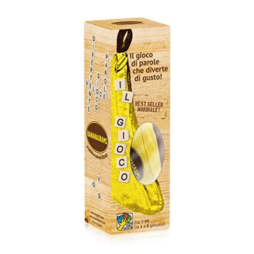 Bananagrams - Il Gioco Che Sazia la Tua Fame di Parole Crociate