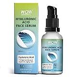 WOW Skin Science Hyaluronic Acid Moisturising Face Serum - Soothing & Repairing Dry