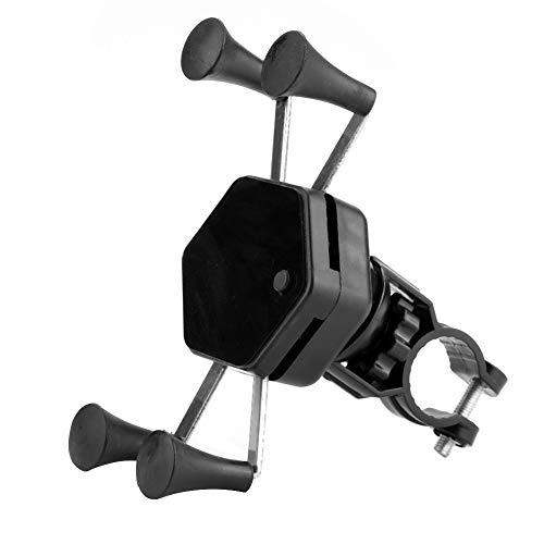Motorrad-Handyhalter - Tragbare X-förmige Motorrad-Handyhalter Universal Waterproof Phone Stand