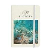 海洋のカラフルな魚の科学は自然の写真 歴史ノートクラシックジャーナル日記A 5