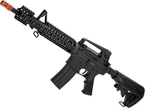 Evike Golden Eagle Polymer M4 Airsoft AEG with MRE Rail and Adjustable Stock