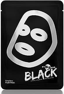 Timeless Truth Luminzing Cooling Refresh Black Charcoal Mask 8pcs