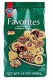 Hans Freitag Favorites Assorted Cookies Net Wt. 14 oz. (400g) - (1 item Per Order)