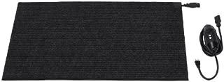 HeatTrak HCM24-3 Carpeted Snow-Melting Door Mat, 24 Inch by 36 Inch, 120 Volt
