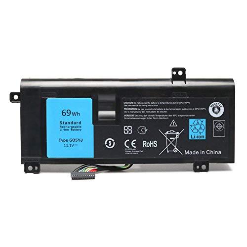 M14X G05YJ 8X70T batería del Ordenador portátil para DELL Alienware 14 A14...