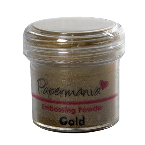 Papermania 1 oz Embossing Poeder, Goud