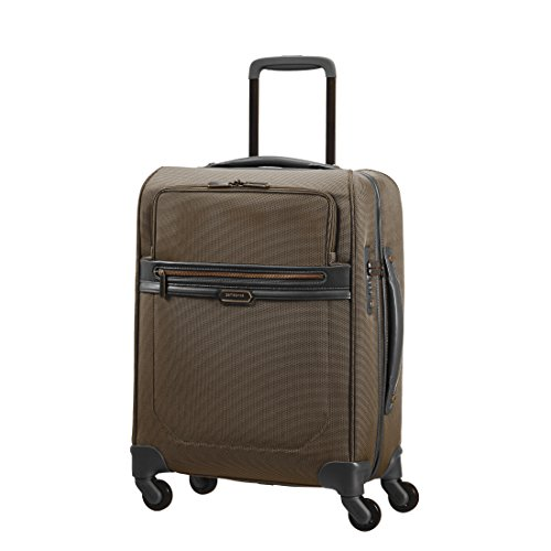 Samsonite Integra Spinner 55/20, 38,5 Litri, Espresso Black