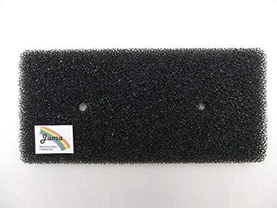 Samsung DC62-00376A Sponge Filter for Heat Pump Tumble Dryer, Condenser Dryer Filter, DV-F500E Filter Foam, Seal Duct Base Filter