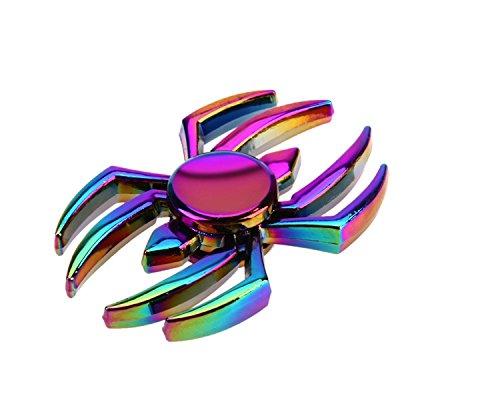 Hand Spinner araignée Spider métal Premium ✈️ Livraison Gratuite France ! ✈️ (France en Stock ©)
