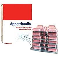 Appetrimolin Píldoras Supresoras Del Apetito Adelgazantes Para La Pérdida De Peso 96 Cápsulas Por Paquete