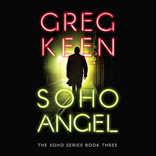 Soho Angel audiobook cover art