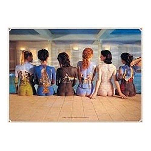 aquarious Laminated Pink Floyd - Back Catalogue Poster 36 x 24in