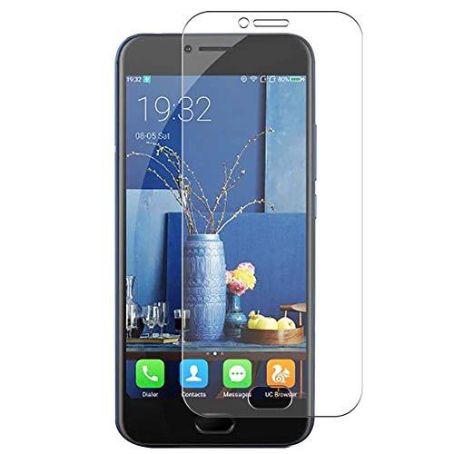 Vaxson 4-Pack Anti Luce Blu TPU Pellicola Protettiva, compatibile con Umidigi C Note 2, Screen Protector Film [ Non Vetro Temperato ]