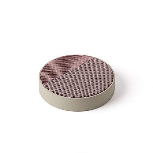 Scopri offerta per Lexon OSLO Energy - Stazione di ricarica wireless, colore: Grigio chiaro/Rosa