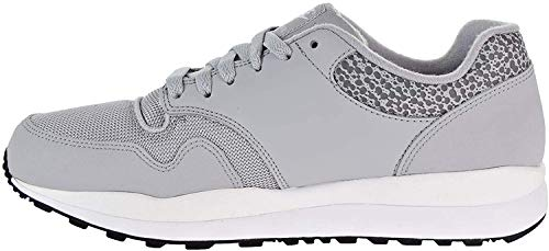 Nike Air Safari, Zapatillas para Hombre, Gris (Wolf Grey/White/Black 001), 45 EU