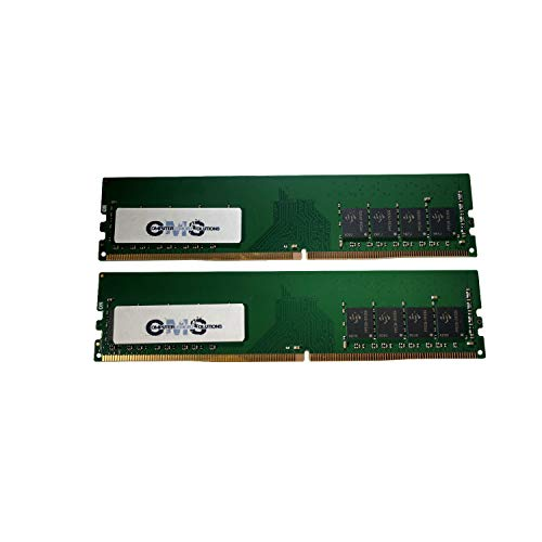 8GB (2X4GB) Memory Ram Compatible with ASRock D1540D4I, Fatal1ty X299 Gaming K6, Fatal1ty X299 Professional Gaming i9, Fatal1ty X399 Professional Gaming, Fatal1ty X99 Professional by CMS C117