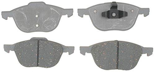 ACDelco 14D1044C Advantage Front Ceramic Disc Brake Pad Set