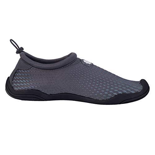 BALLOP Voyager Zapato, negro, EU 36-37
