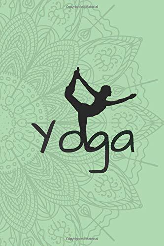 YOGA: Softcover Yoga Journal,hot yoga journal, secret power journal, I love yoga notebook,Find Your Balance, yoga pure mind