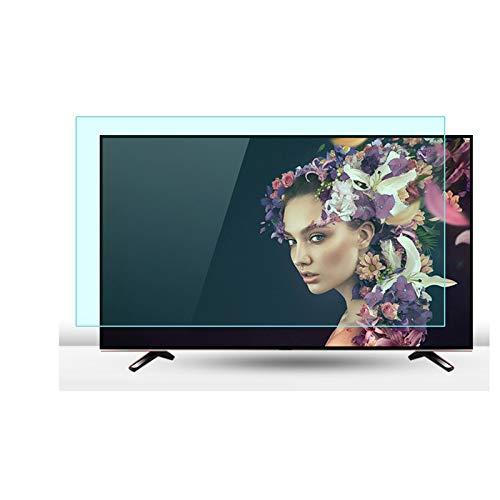 GFSD 32-75 Zoll Displayschutz für Fernseher Blockiert Übermäßiges Schädliches Blaues Licht, Augenschutz, Verschiedene Größen (Color : HD Version, Size : 50 inch 1095 * 616mm)